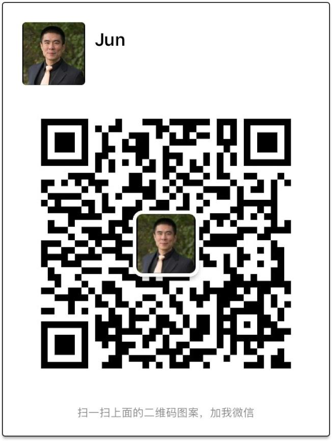 歡迎掃碼諮詢擁有20多年保險理財經驗的陳先生。