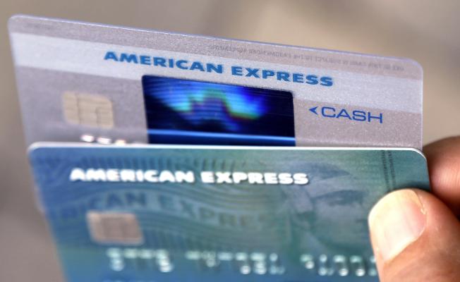 American Express總是被遺忘在全球支付系統之外。(美聯社)