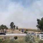 南加高溫達百度 野火風險增