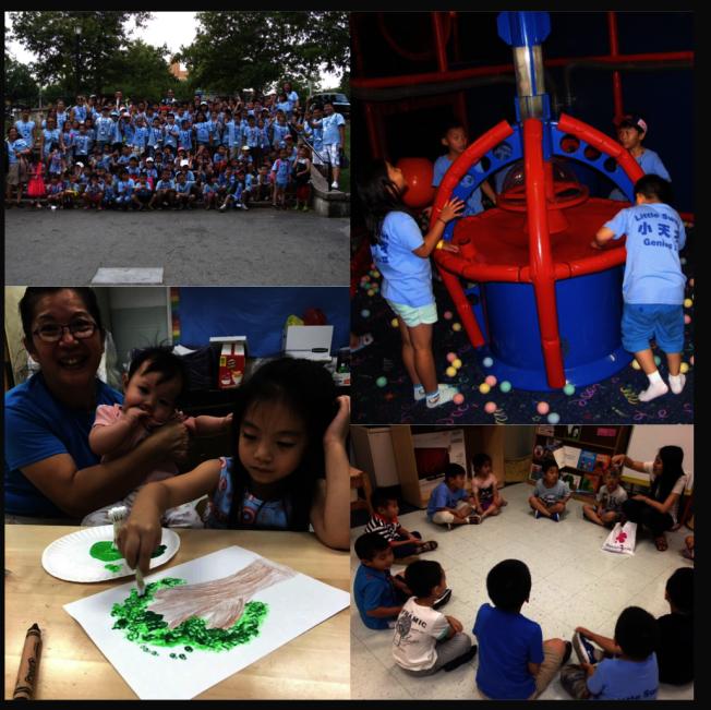 小天才兒童夏令營多年來寓教於樂的上課方式,受到家長和學子們的歡迎。