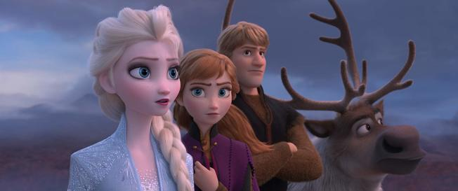 「冰雪奇緣2」是今年11月的卡通大片。圖/摘自imdb