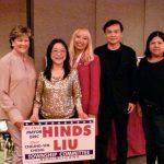 首位亞裔女性 劉鄭瓊英當選含德市委員