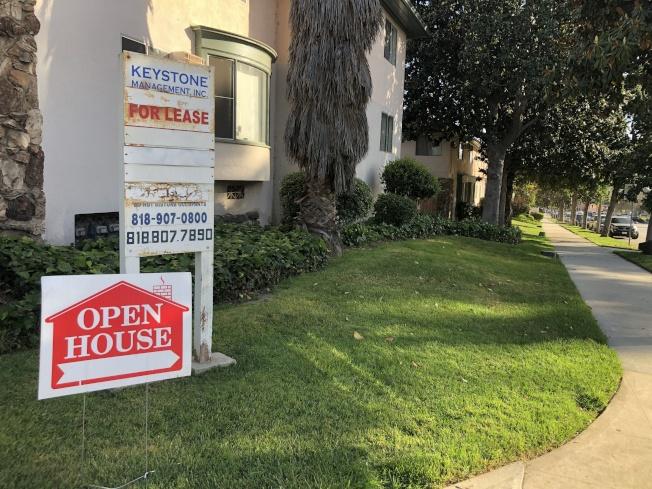 官員們希望通過徵收空屋稅,增加出租房屋量,從而降低租金,解決住房問題。(記者李雪/攝影)