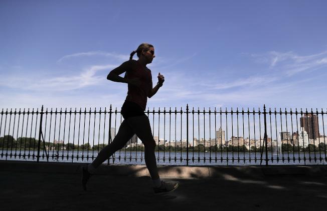 肥胖50%由基因注定,另外50%則取決於生活、飲食和運動習慣。(美聯社)