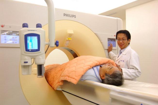 LDCT電腦斷層掃描是診斷早期肺癌的利器。(本報資料照片)