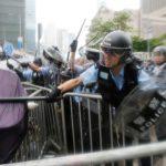 港人反送中抗爭升級 特首批暴動、否認「賣港」