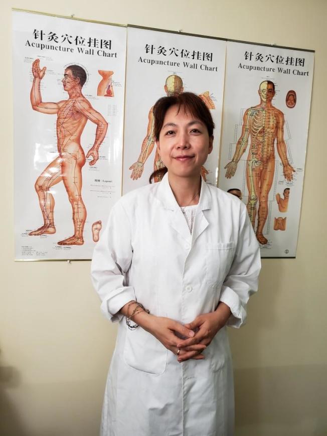 楊勤華針灸師將於6/26為民眾進行免費老人失智症與古法針灸講座。