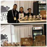 健康飲料【真薑樂】參加 NRA Show 展示新產品-涼茶