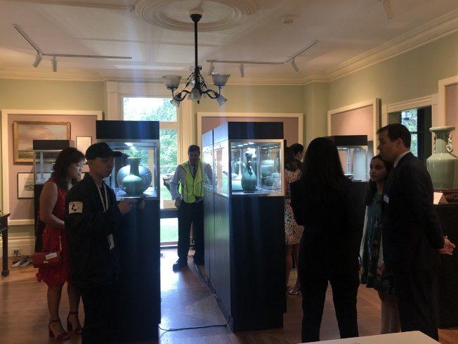 波士頓龍泉青瓷巡展 80件珍品亮相