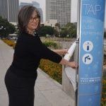 迎接2028奧運 洛城翻新飲水站