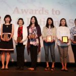 聖地牙哥北郡中文學校畢典 表揚教師