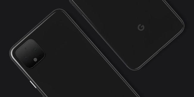 怕被爆雷!谷歌自曝Pixel 4外觀 「撞臉」iPhone 11