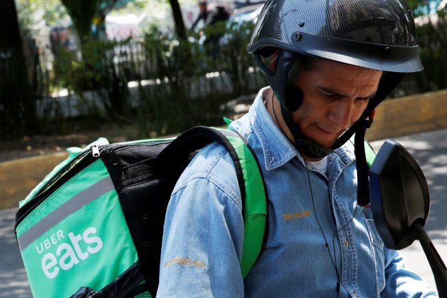 Uber推出「無人機」送餐 聖地牙哥先跑