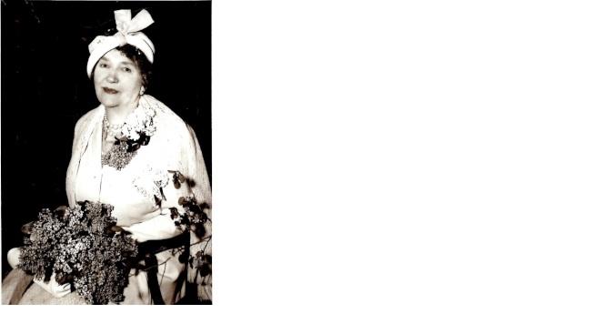 花了62年推成立父親節的杜德夫人。(史波肯圖書館檔案)