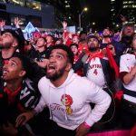NBA╱暴龍登頂 讓迷冰球的加拿大掀籃球狂潮