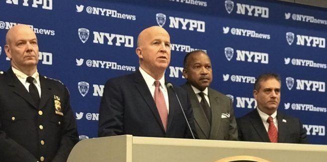 10天3起警員自殺案,紐約市警心理健康成疑。(本報檔案照)