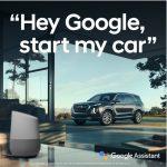 現代汽車+Google智能 遠程車控更強大