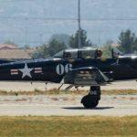 中國南昌CJ6教練機墜洛杉磯山區 駕駛死亡