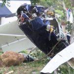 小飛機墜厄浦蘭 3人輕重傷
