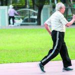 研究:走路快的人 多活15年