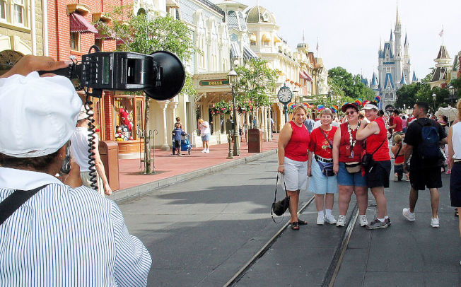 佛州迪士尼世界。(Getty Images)