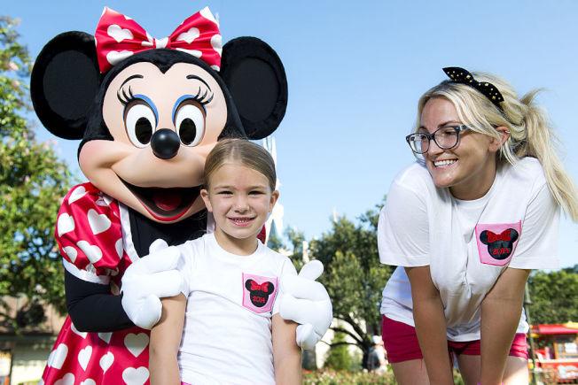 遊客在園裡停留越久,迪士尼越有賺頭。(Getty Images)