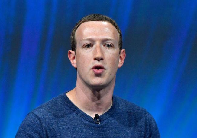 查克柏格已宣布臉書將轉型為以隱私為重。(Getty Images)
