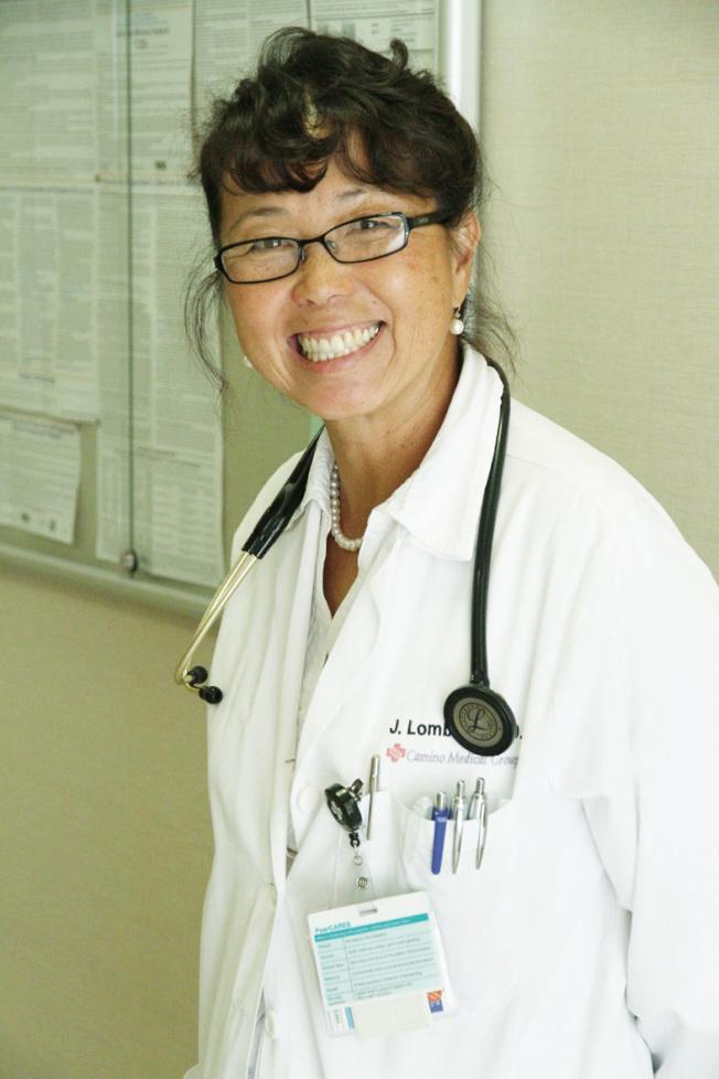心臟科醫師陳道蕙指出,糖尿病可能會增加心臟病的風險。(記者李榮/攝影)