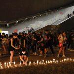 香江現場/滿城黑衫軍 百萬人示威 夜襲金鐘