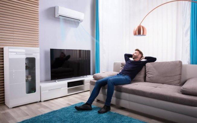 許多屋主犯了一個錯誤,就是空調系統太大,讓家中快速充滿冷空氣,產生多餘濕氣、冷凝水氣,甚至發霉。(取自推特)