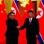 對美貿易戰添籌碼?習近平周四訪北韓