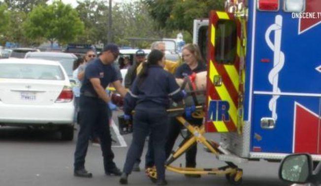 聖地牙哥好市多17日再發生槍擊案,造成一死兩傷,包括槍手死亡。(洛杉磯時報)