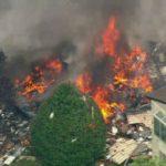 新州民宅爆炸失火 曼哈頓也看到