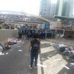 「兩種母親」交迸出香港的民主悲憤