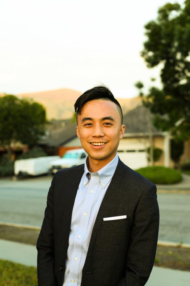 李天明將參加明年第25選區州眾議員競選。(李天明提供)