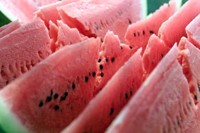 攝取茄紅素 紅肉西瓜不輸番茄
