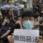 華府挺港人 中嗆反對美干涉內政