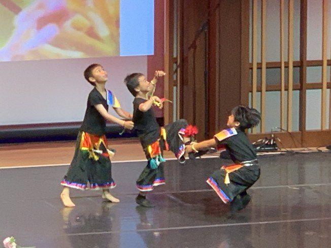 華人舞蹈晚會 眾舞團切磋舞技