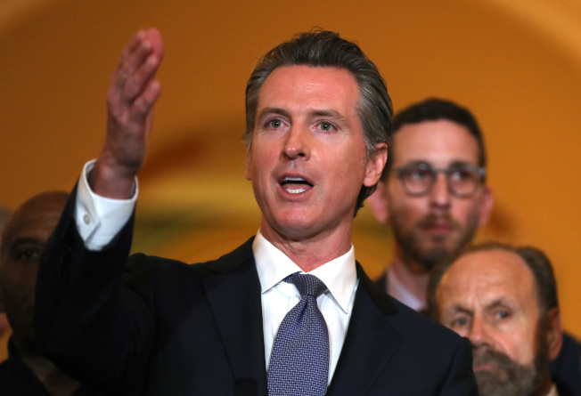 柏克萊加大進行的民調發現,加州民眾支持保留死刑。(Getty Images)