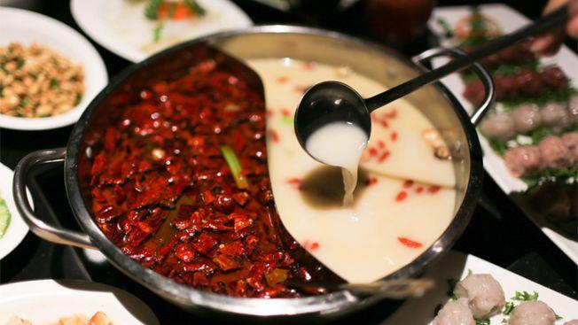 即使中國美食眾多,火鍋仍占有一席之地。(本報資料照片)