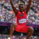 小廖在運動 | 能跑也能跳!NFL球員古德溫 挑戰東京奧運跳遠