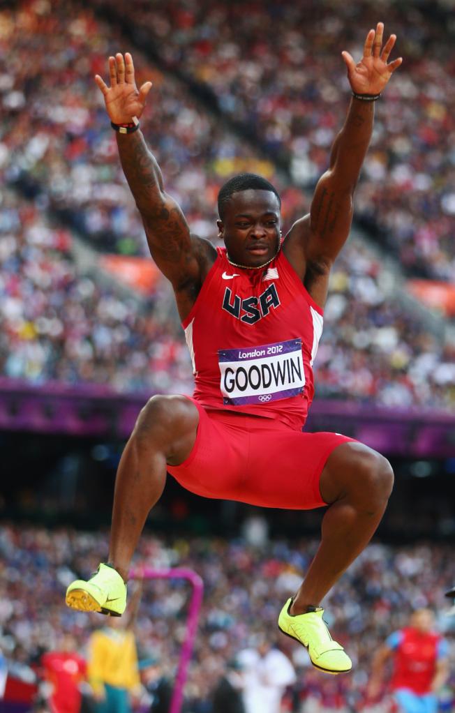 古德溫始終沒有放棄奧運金牌夢。(Getty Images)