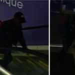 男子涉嫌在法拉盛市中心偷竊 遭警方通緝