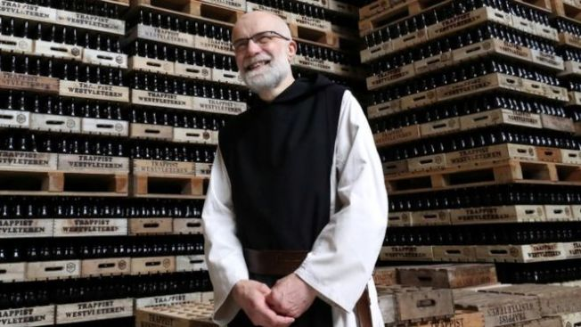 聖西斯篤修道院修道院院長亥克修士表示,全新的銷售系統將針對個人買家。路透
