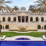 溫莎創辦人地中海式豪宅 重新上市開價6500萬元