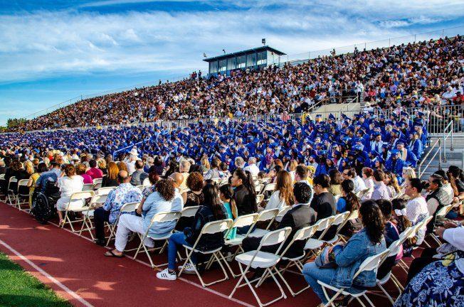 加州社區學院畢業生 創新高