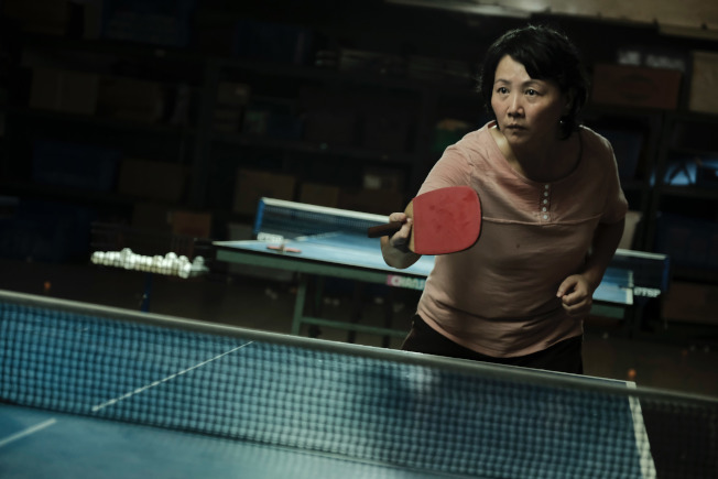 《媽媽桌球》劇照。(台灣書院提供)