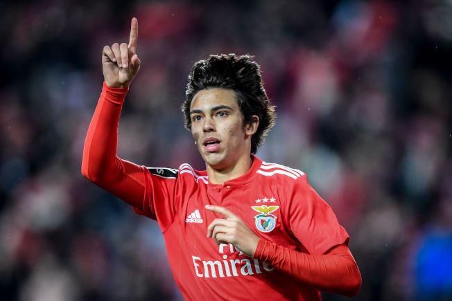 費利斯被期待成為葡萄牙下一位足球巨星。(Getty Images)