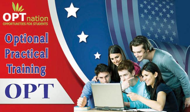 聯邦政府的實習計畫(OPT)讓畢業後的外國學生留在美國工作,並為申請H-1B簽證作舖路;不少中國學生都依靠這項實習計畫留下來工作。(Getty Images)