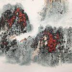 鑽石吧長青會書畫印聯展 22日開幕